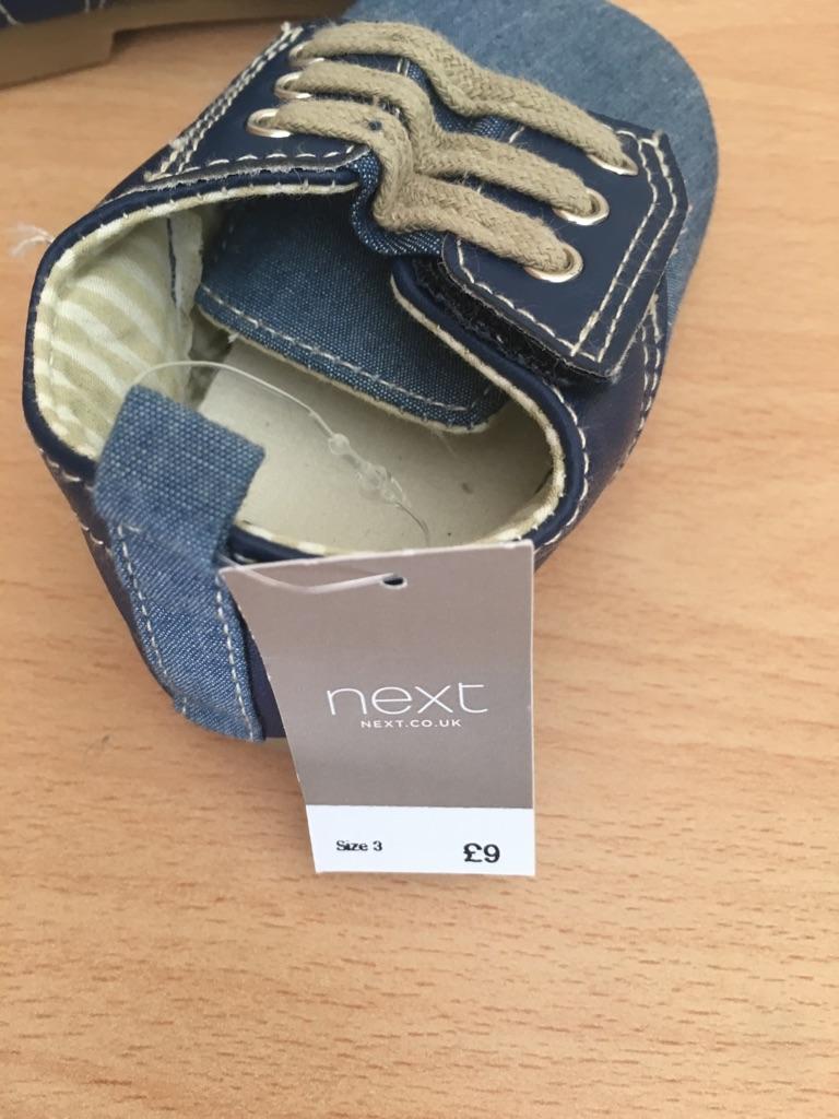 Next boys shoe