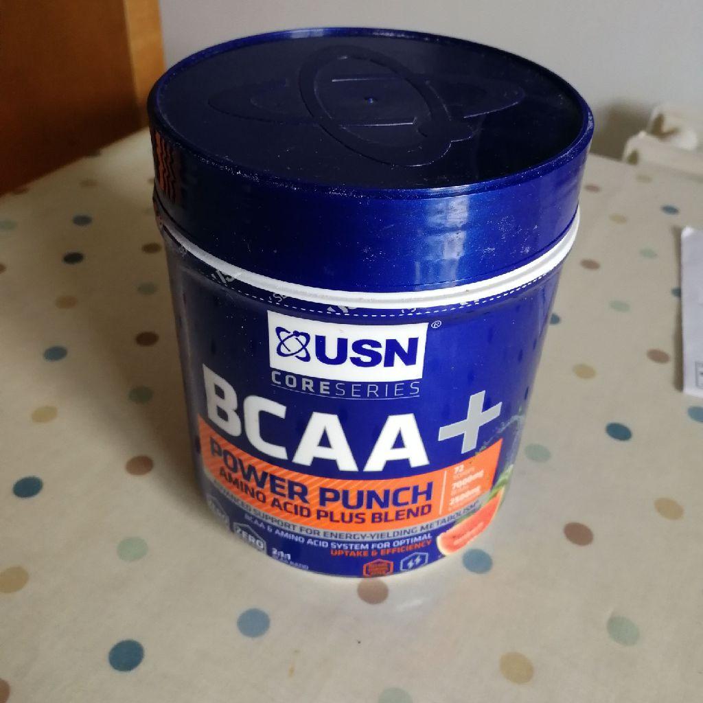 Bcaa plus water melon flavour 400g