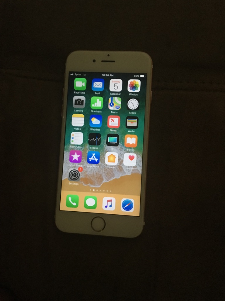 Sprint iPhone 6s