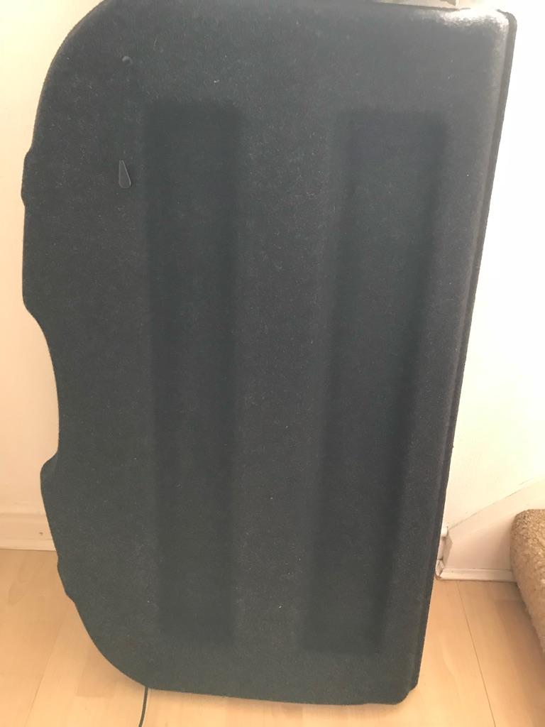 Nissan QASHQAI 2012 Parcel Shelf