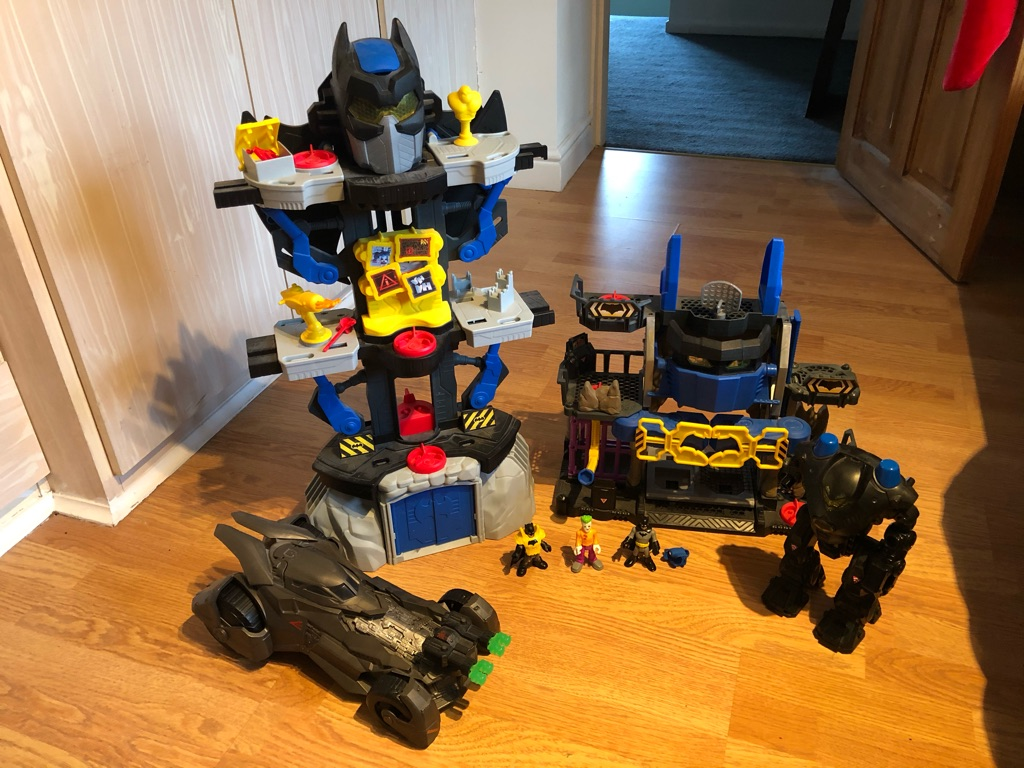 Batman Toy Bundle