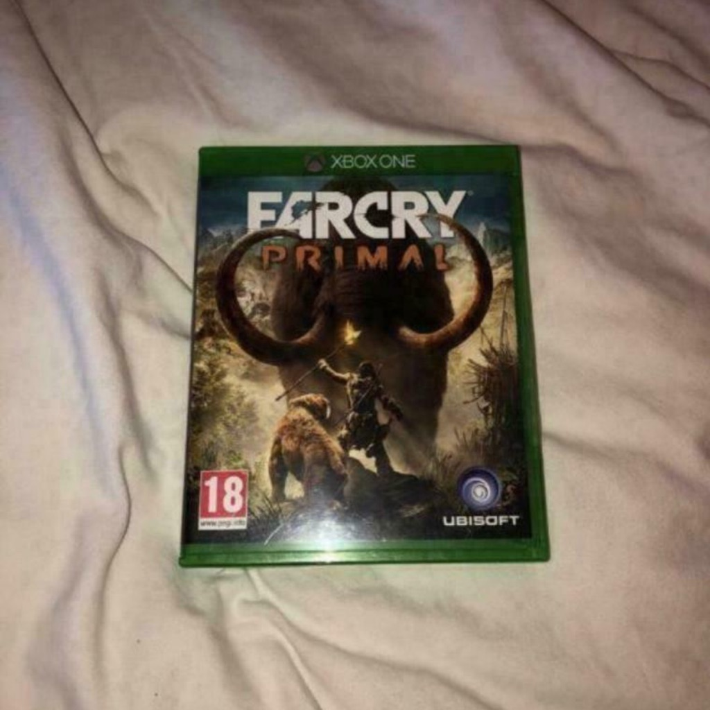 Xbox One Far Cry Primal