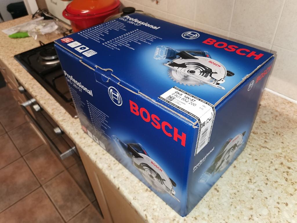 Bosch 18v circular saw