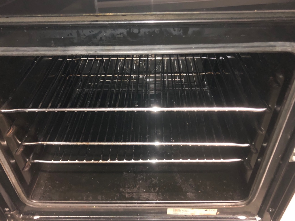 beko electric hob, grill and oven
