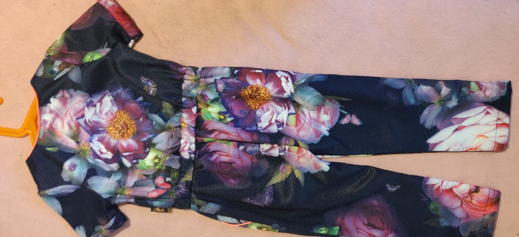 Ted Baker girl's jumpsuit