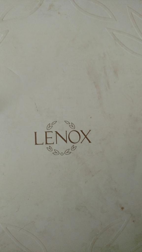 Lenox dish