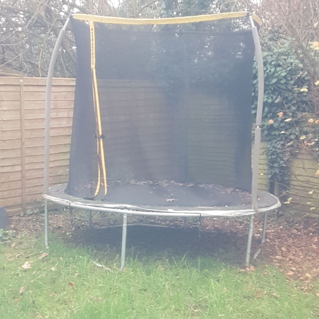 Sports Power Trampoline