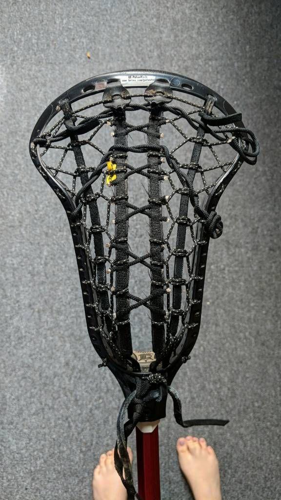 Brine empress lacrosse stick