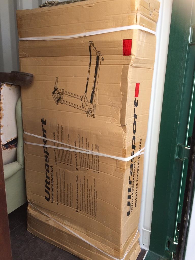Foldable Treadmill motorised