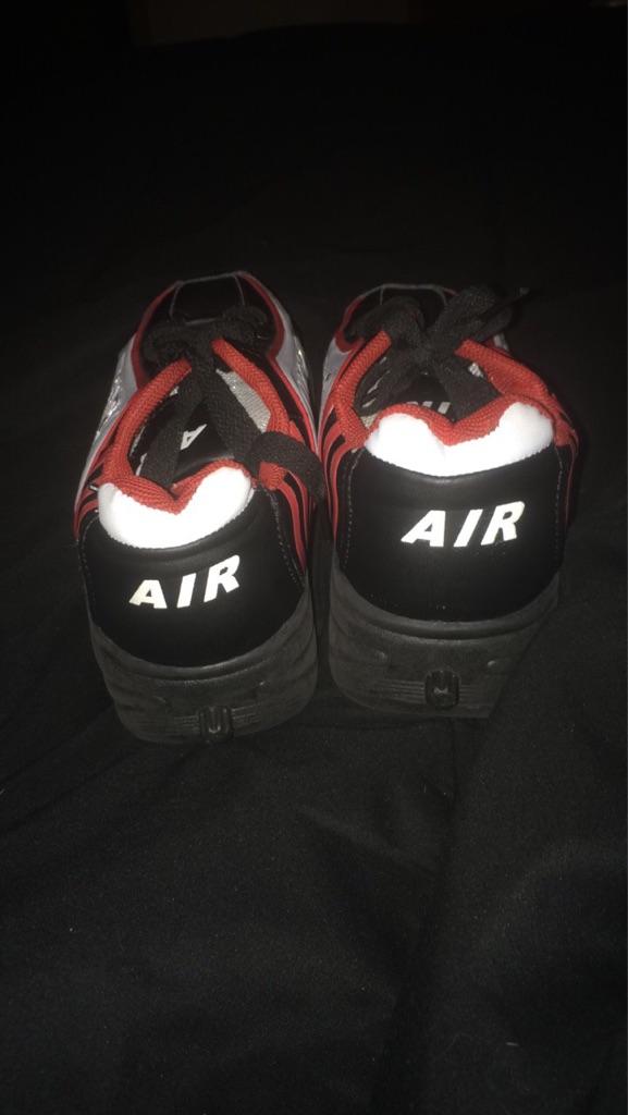 Air Heelys shoes