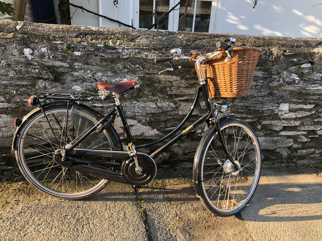 Pashley princess bike