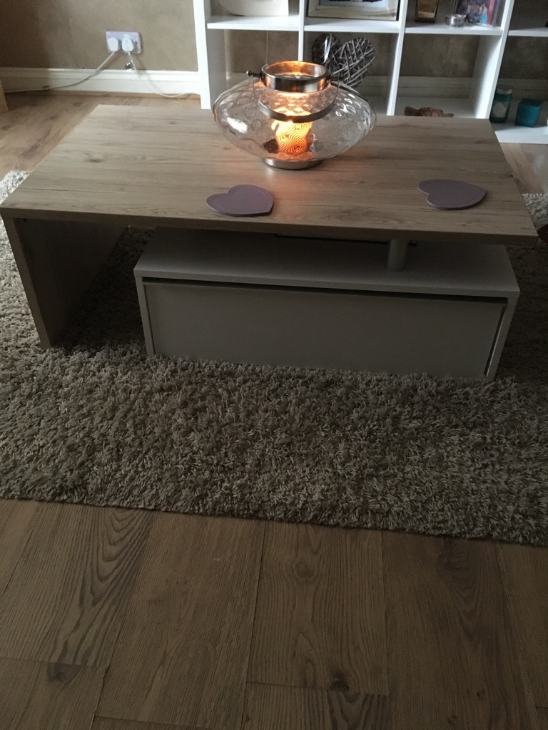 - Expandable Coffee Table Village