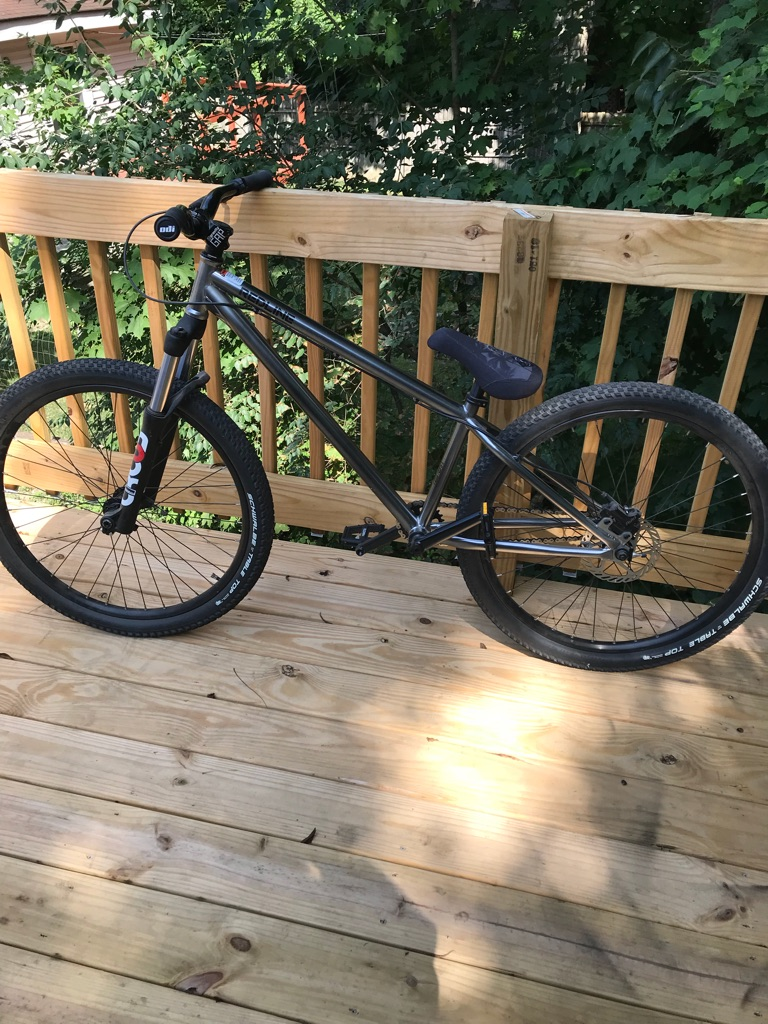 REDLINE DIRT JUMPER-MINT CONDITION