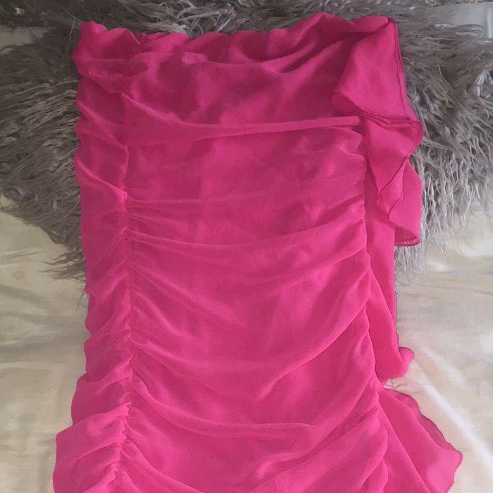 Women's Hotpink Dress Size 8