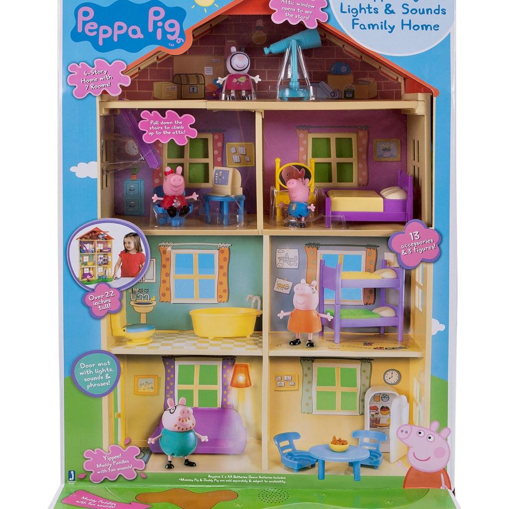 Peppa pig play hose
