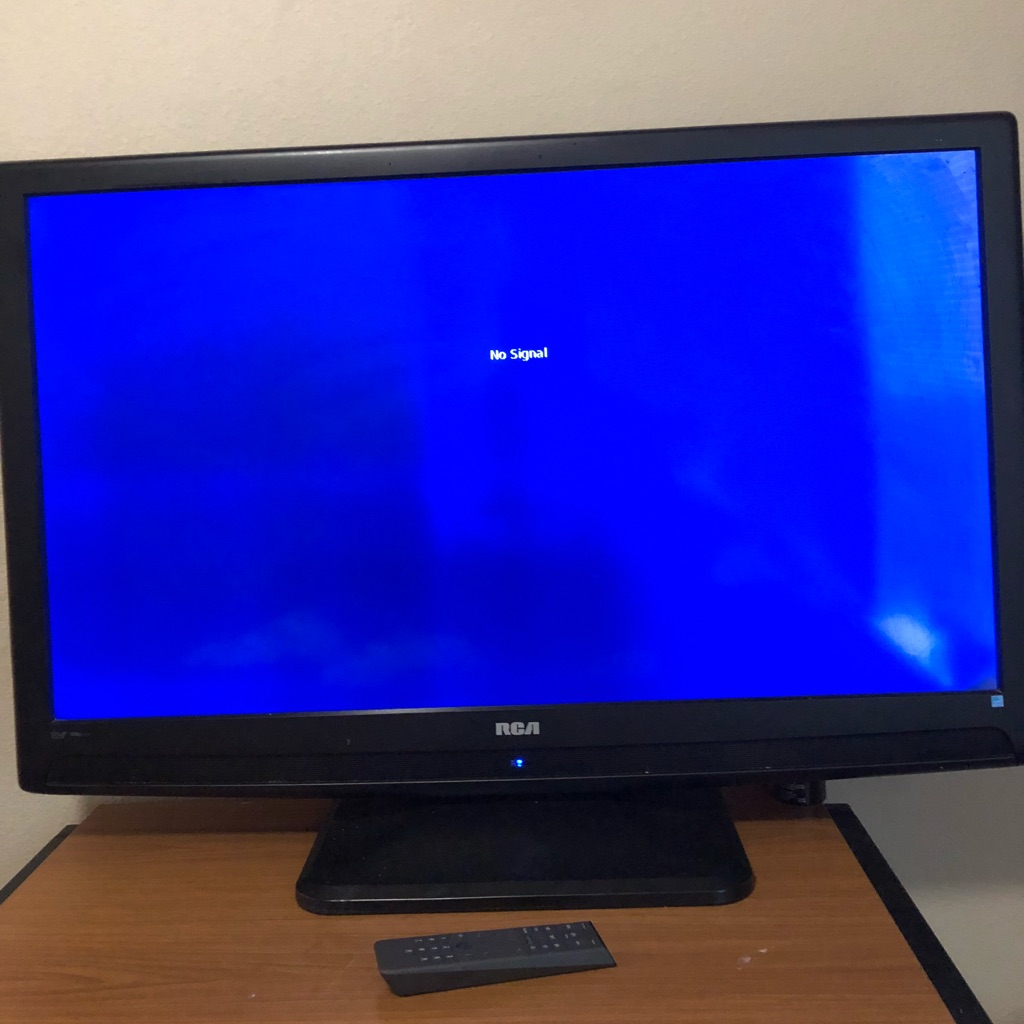 40 inch RCA tv