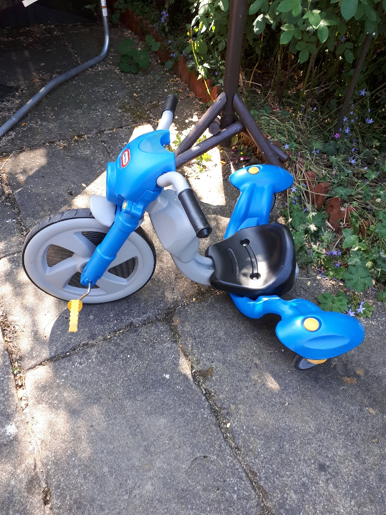 Little tikes 3wheel bike