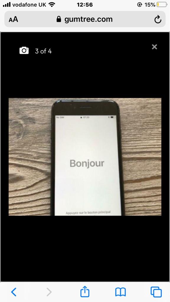 iPhone 8 IMMEDIATE