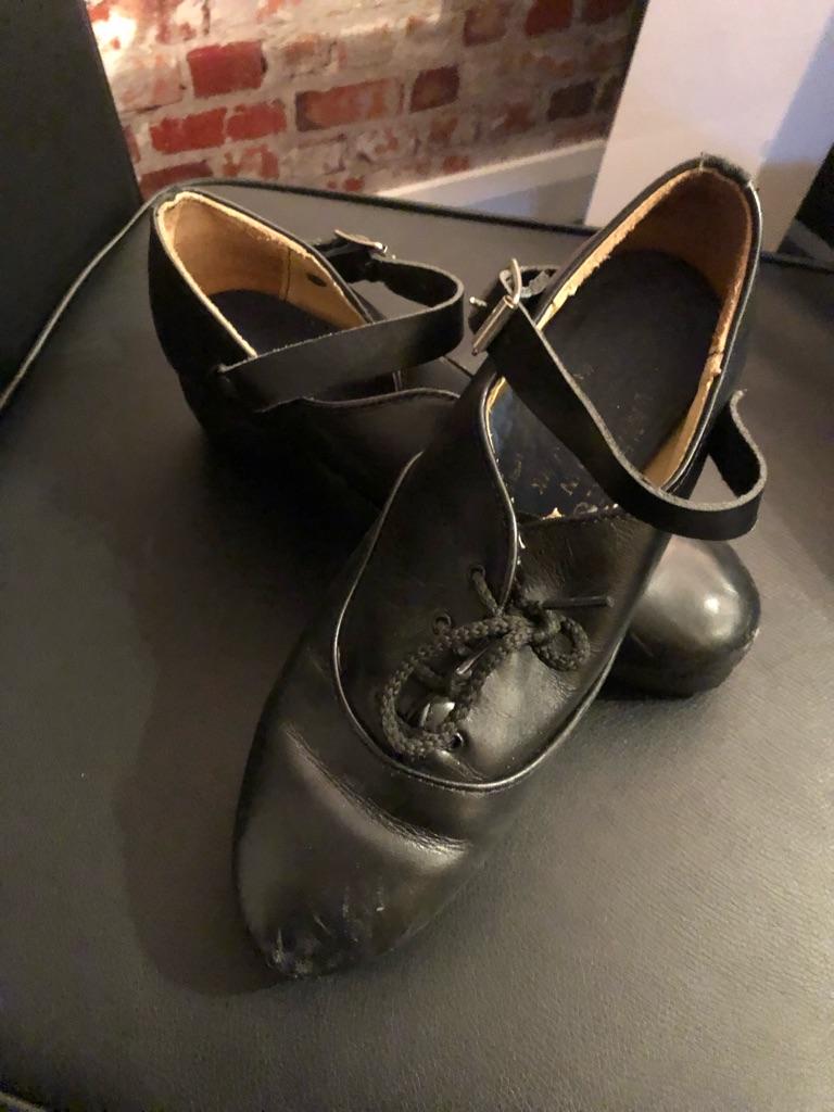 Irish Dancing Heavy Shoes Size 6