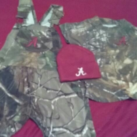 Camo bama clothes