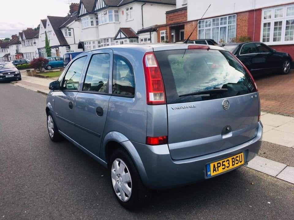 Vauxhall mariva 1.6