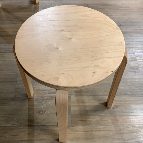 Ikea round chair