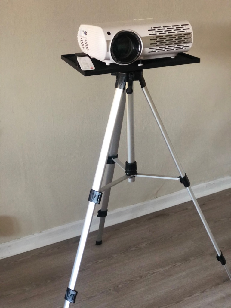 Movie projector + Stand