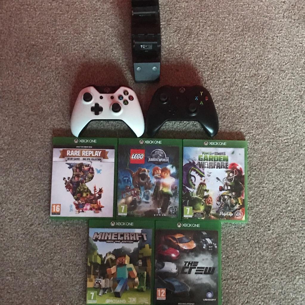 Xbox one stuff