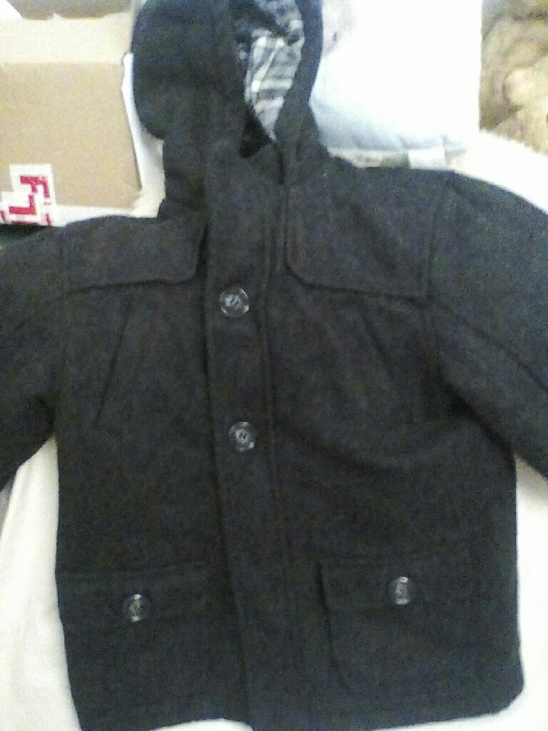 Childs Duffle Coat age 7/8 yrs