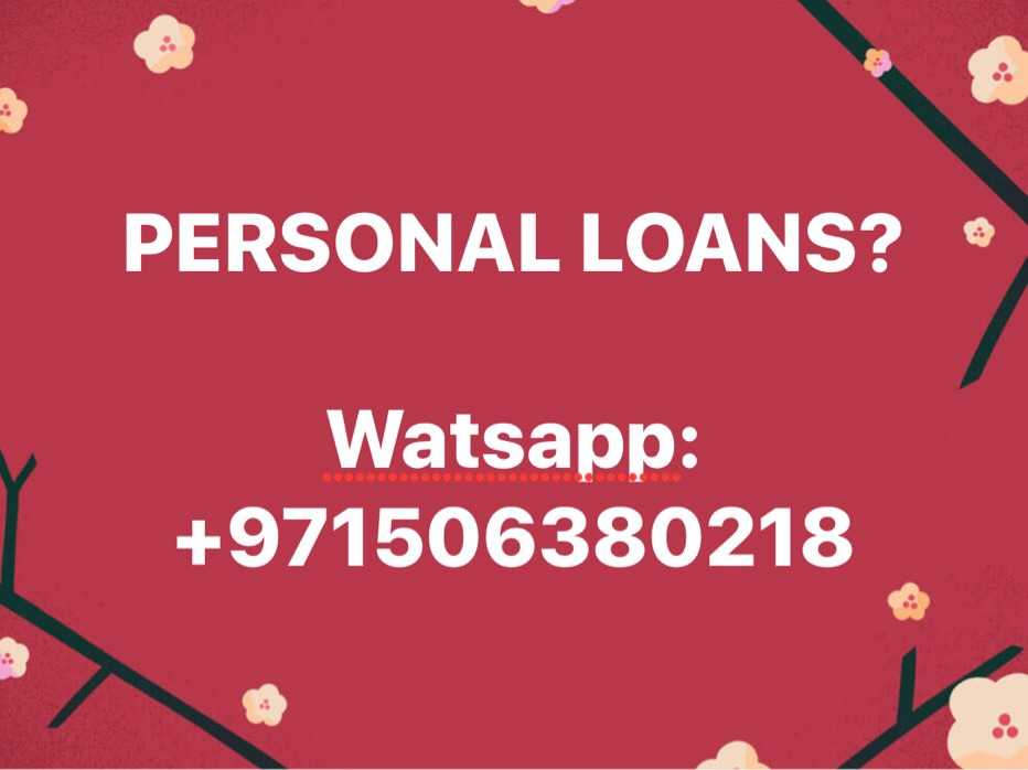 LOANS FOR SALE
