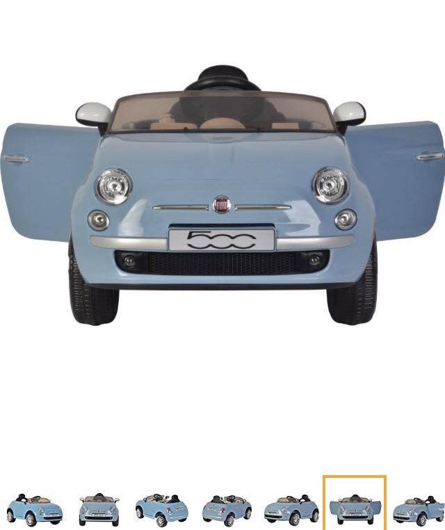 BRAND NEW ELECTRIC FIAT 300