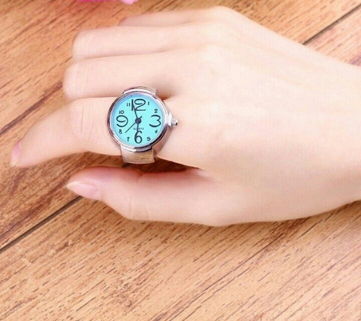 New style watch _ Ring watch men and women