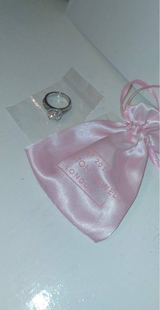 Sterling Silver Ring BrandNew Never Worn Have Proof Of Purchase As Well Thankyou For Looking