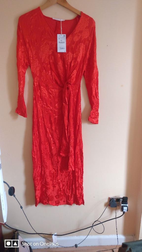 Zara long dress s size