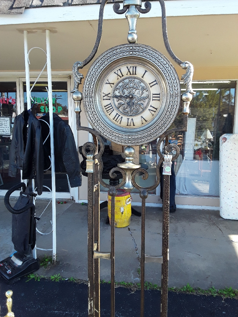 Vintage Grandfather's Clock