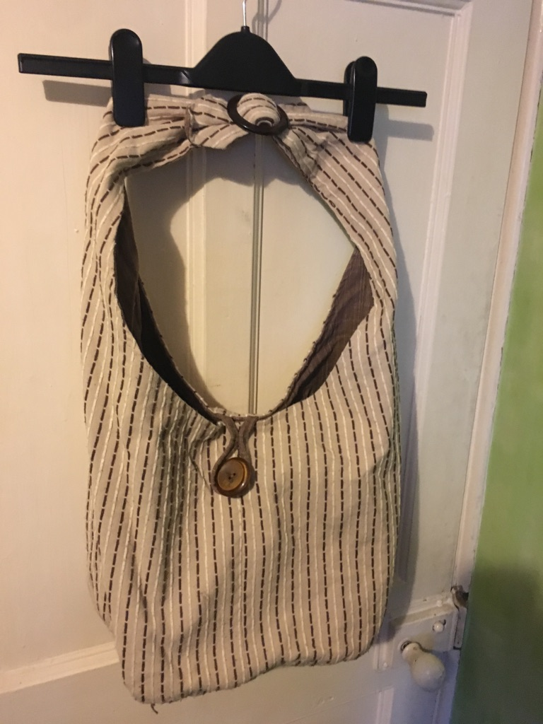 Handmade over the shoulder bags