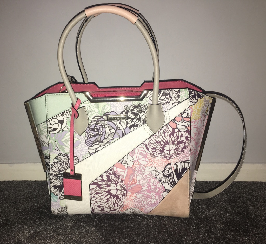 Paul's boutique and river island handbag
