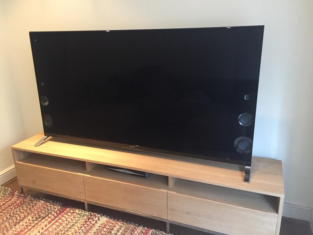 "Sony Bravia TV - 65"", 4K Ultra HD 3D Smartwedge TV"