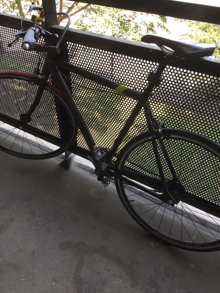 Custom Fuji bicycle