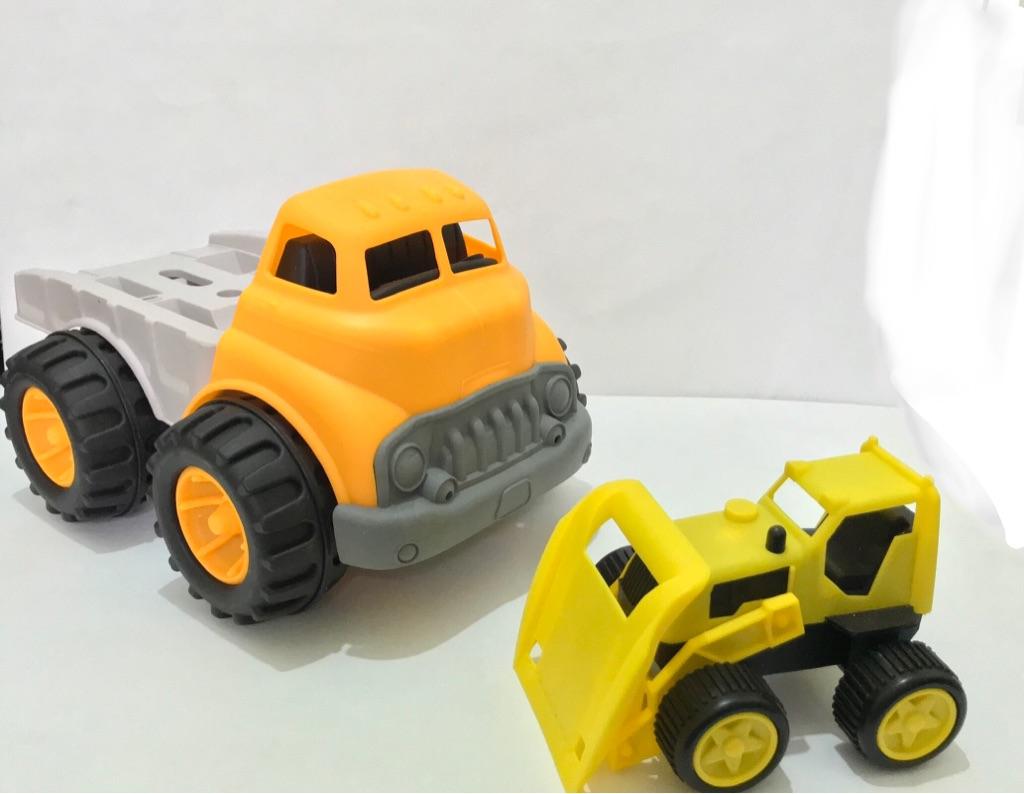 Construction Toy Truck & Bulldozer Brand New