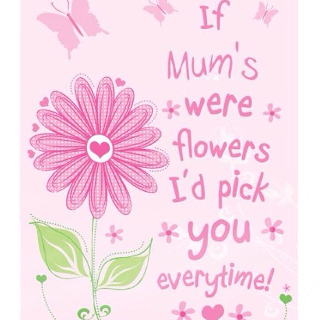 Personalised 'I'd pick you' greeting card