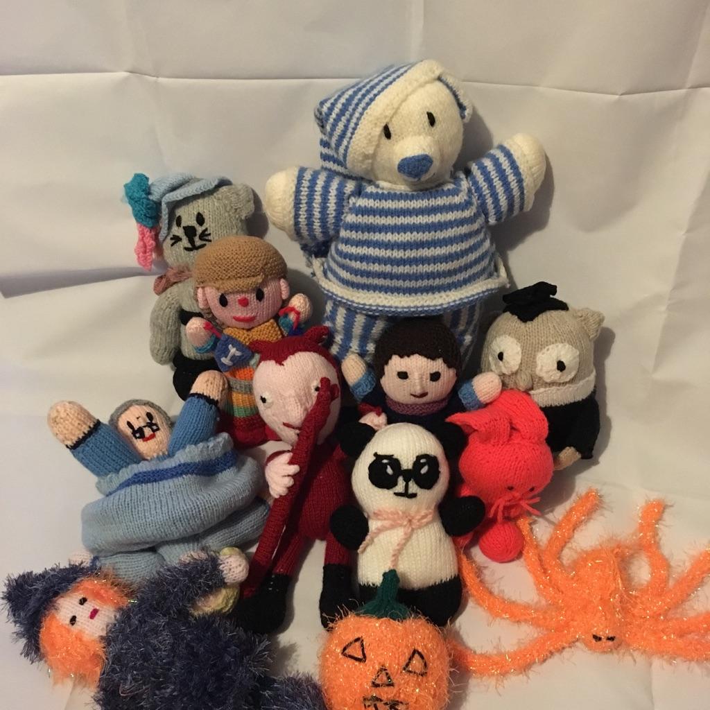 Kid soft toys