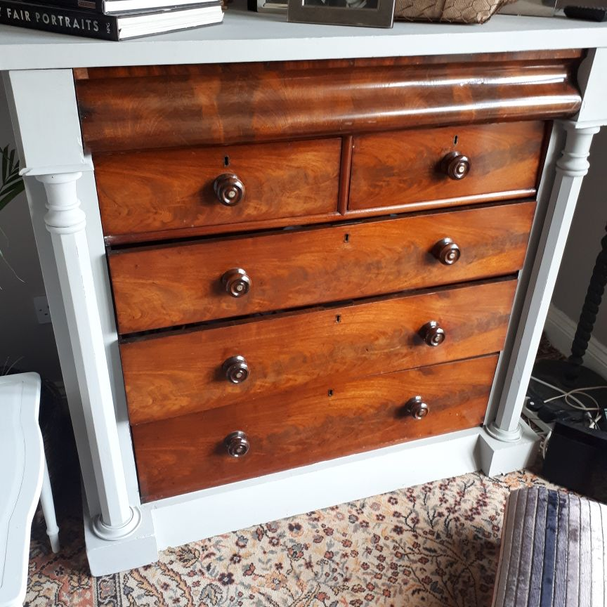 Victorian drawers