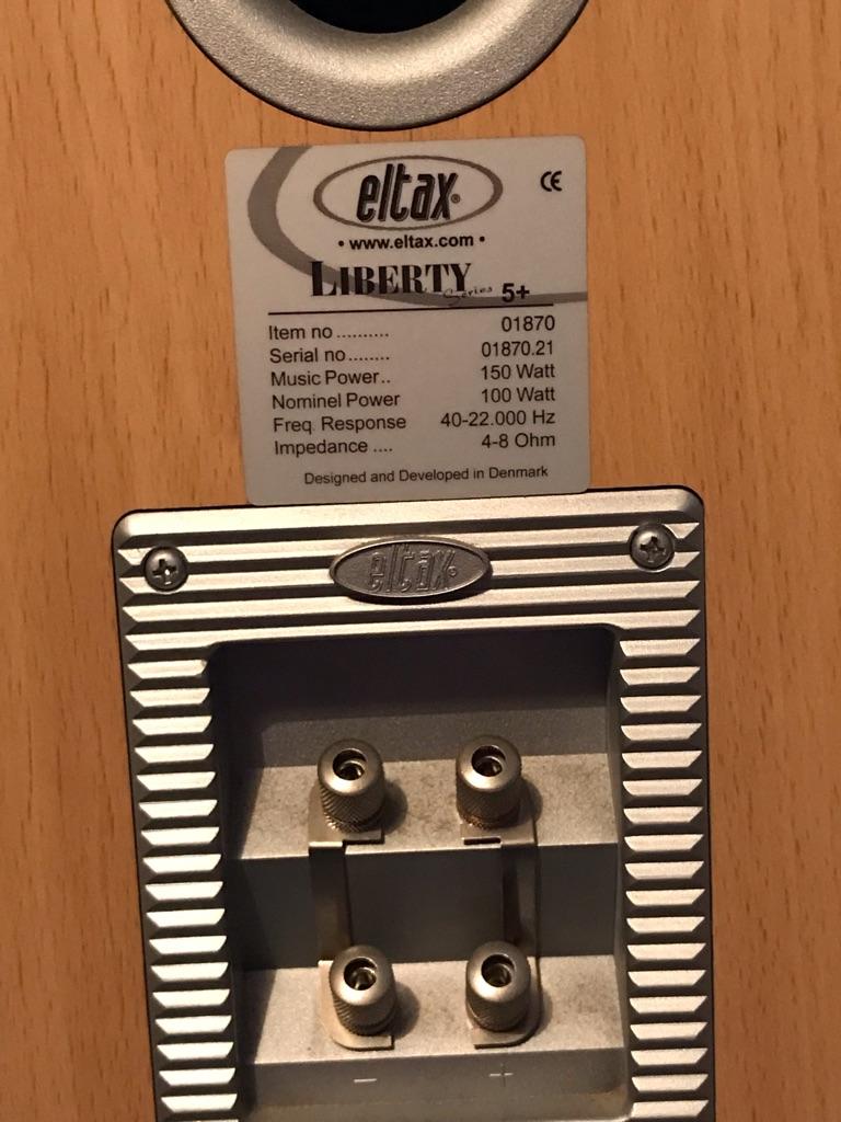 Eltax Floor Speakers