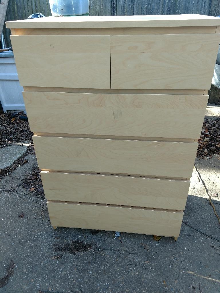 Large dresser chest