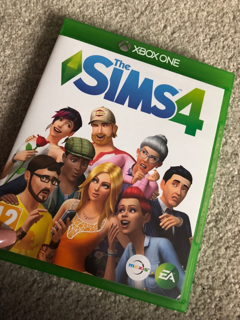 The Sims 4 Xbox One Village