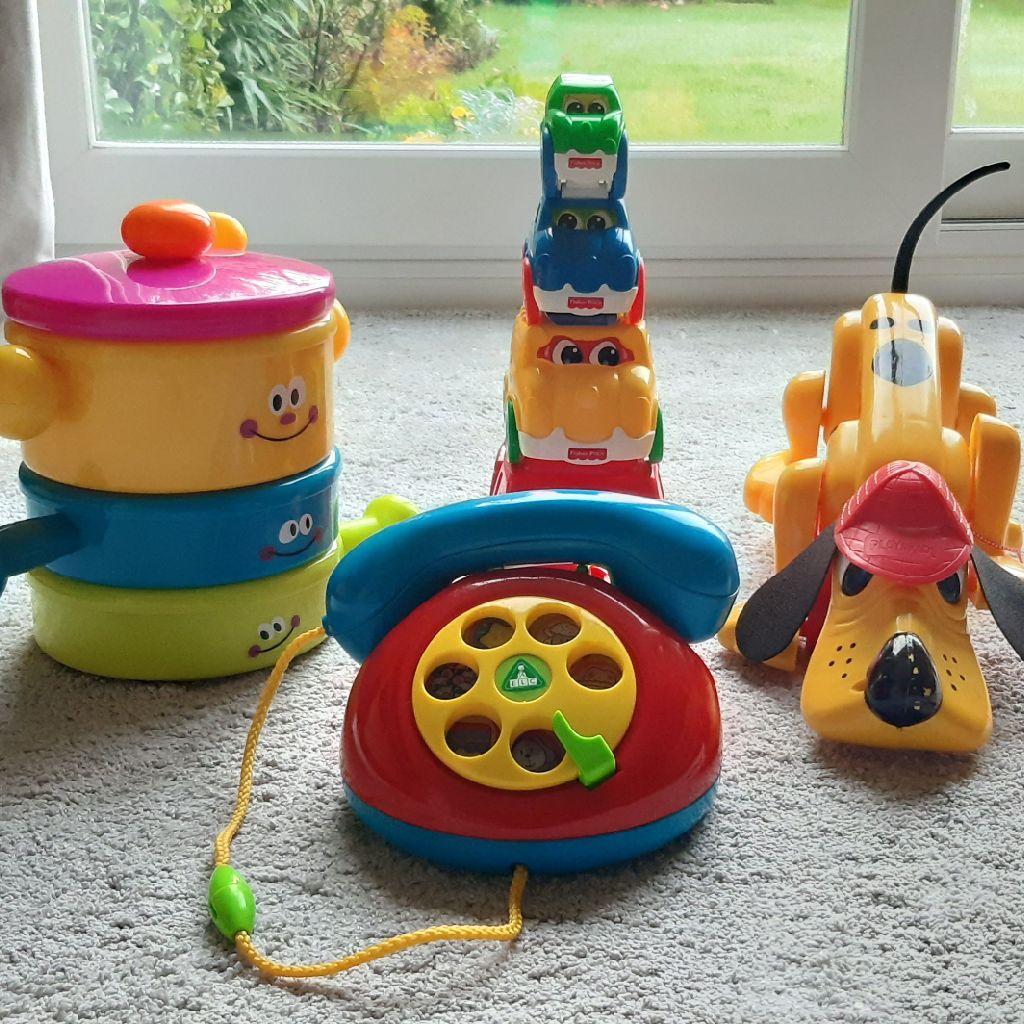 Various Imaginative Play Toys