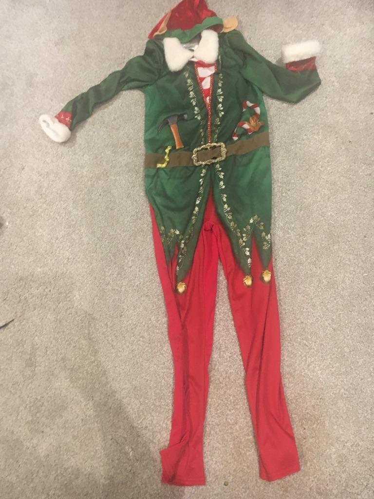 Elf costume age 9-10