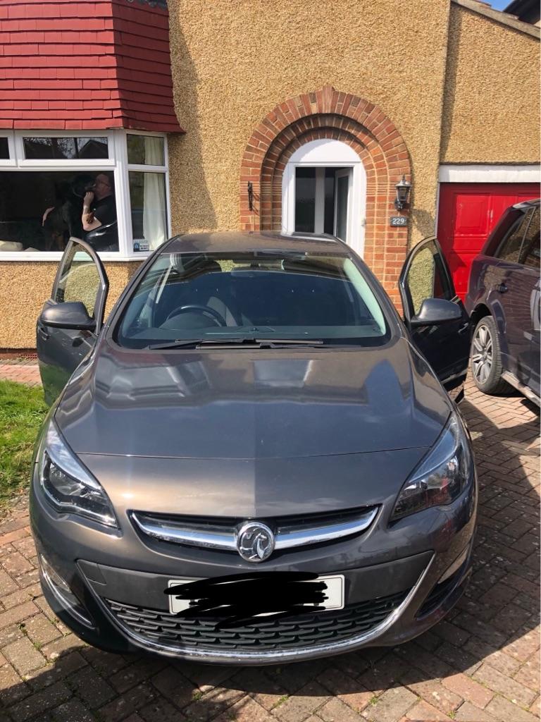 Vauxhall Astra J 1.6l