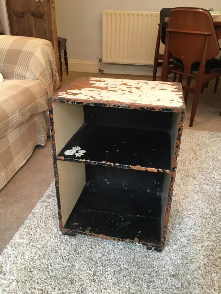 Vintage side unit